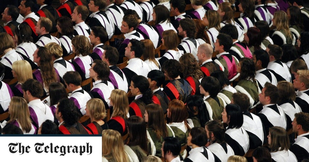 Graduates earn 35pc more – but leave university with £55k in debt. Is it worth it?