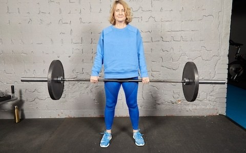 Why weight training is the best workout for women over 40