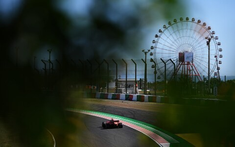 Japanese Grand Prix 2019: What time does the F1 race start today, what TV channel is it on and how has it been affected by Typhoon Hagibis?