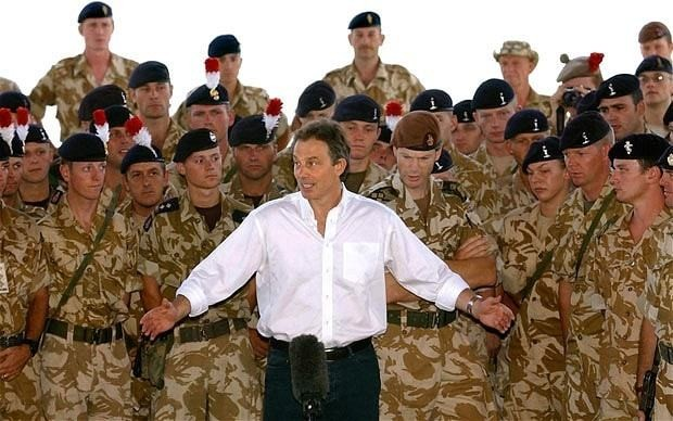Blair's Iraq invasion was a tragic error, and he's mad to deny it