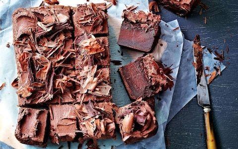 Intense magic chocolate cake recipe