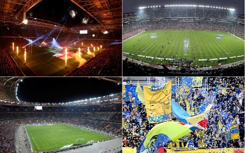 The most intimidating stadiums in world rugby - as chosen by our experts