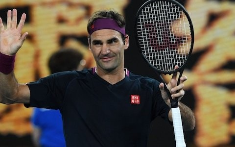 Federer ready for second-round clash