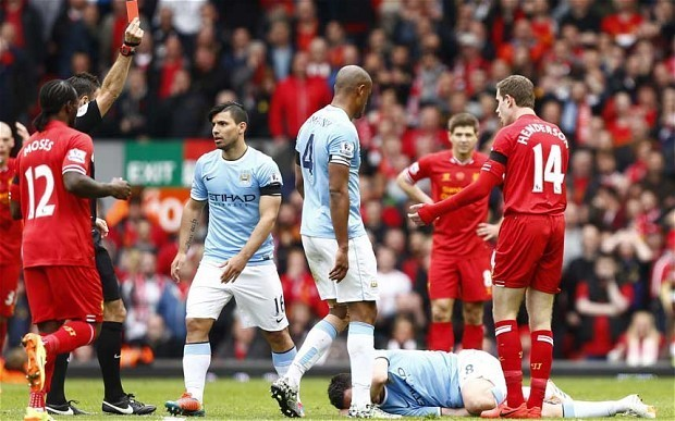 Liverpool 3 Manchester City 2: Five talking points from Premier League classic at Anfield