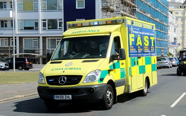 NHS 111 scandal: 25 deaths blamed on ambulance delays