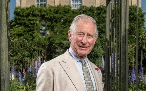 Theresa May leads tributes to Prince Charles on 70th Birthday