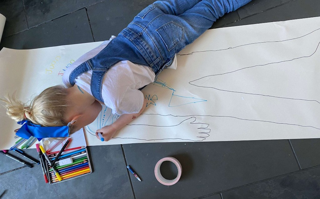 How to get creative with your children this Easter