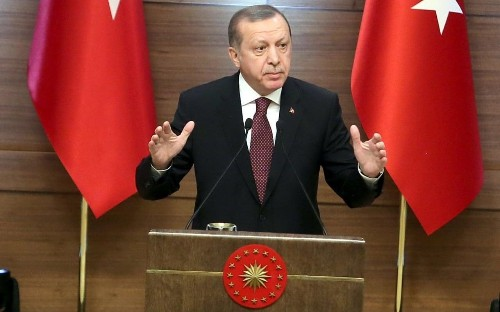 The stream of violence in Turkey shows President Erdogan is a control freak who can't tame his own country