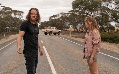 Upright, episodes 1 and 2, review - Tim Minchin gets back on his feet in sharp-tongued but touching new comedy