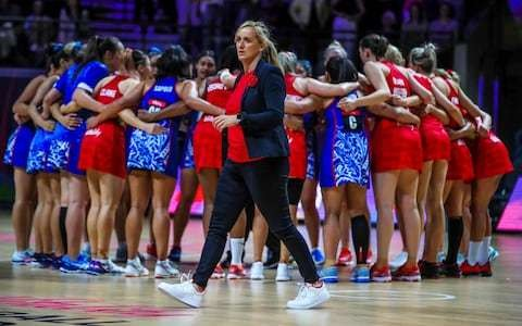 So far, so good at Netball World Cup as England show total belief in gold standard