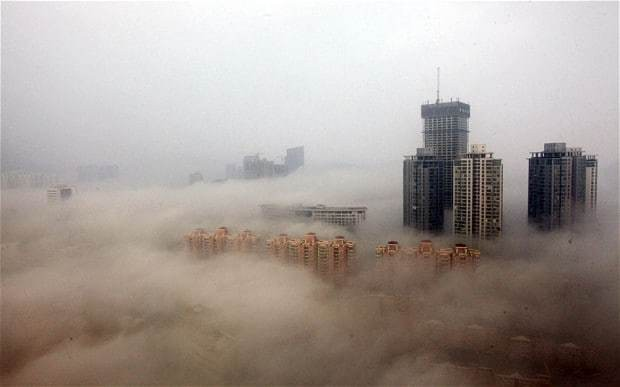 China's 'airpocalypse' kills 350,000 to 500,000 each year