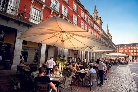How Madrid became the most exciting place to eat in Europe