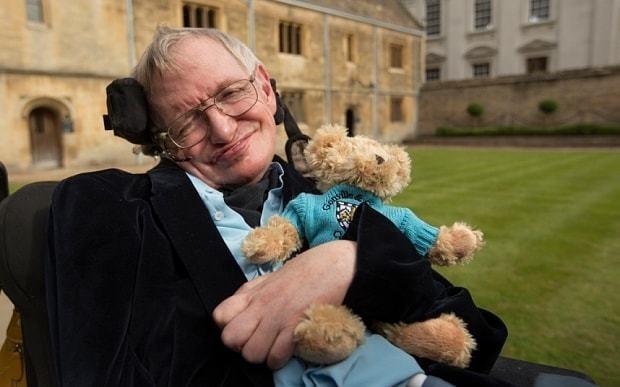 45 questions Reddit users asked Stephen Hawking