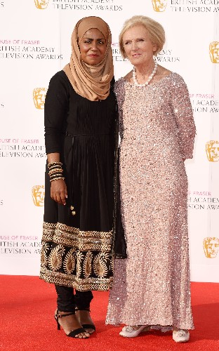 Bafta TV Awards 2016: What Claudia Winkleman, Tess Daly and Tom Hiddleston wore on the red carpet