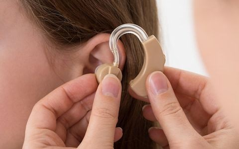 Wearing a hearing aid may delay the onset of dementia by slowing brain ageing by eight years