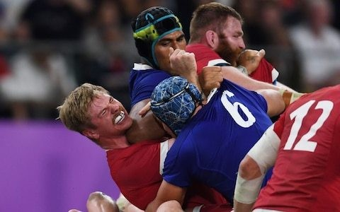 Vahaamahina should be in front of a criminal court after crazy elbow that saved Wales from defeat
