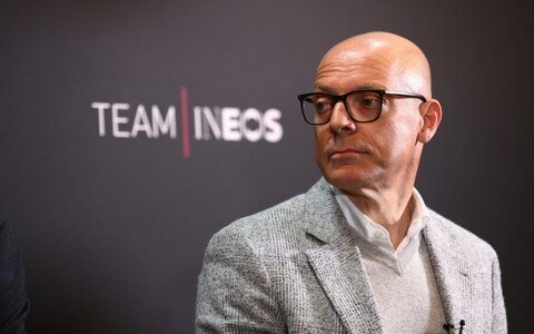 Tao Geoghegan Hart named joint leader for Giro D'Italia as Team Ineos name their youngest grand tour lineup