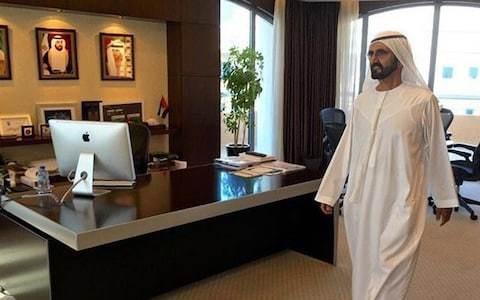Nine top officials sacked after Dubai ruler's spot check reveals empty desks