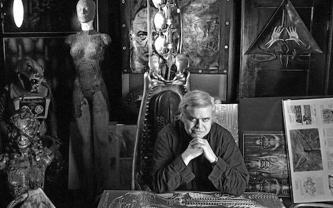 The pornographer from another planet: how HR Giger created Alien