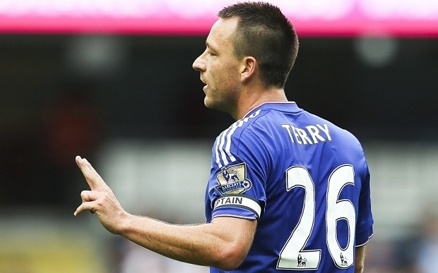 Jose Mourinho warned John Terry over first team place a week before trip to Manchester City