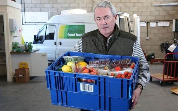 Food banks: the unpalatable truth