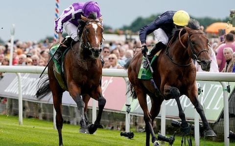 Japan pulls out all stops to pip Crystal Ocean in Juddmonte International