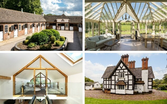 Forget the Grand National. Bet on one of these homes for horse lovers