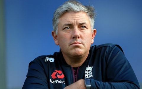 England appoint Chris Silverwood as new head coach