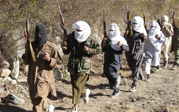 Taliban seize foreigners in Afghanistan