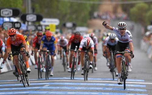 Tour Down Under 2019 - stage four results and standings: Daryl Impey wins sprint finish ahead of leader Patrick Bevin