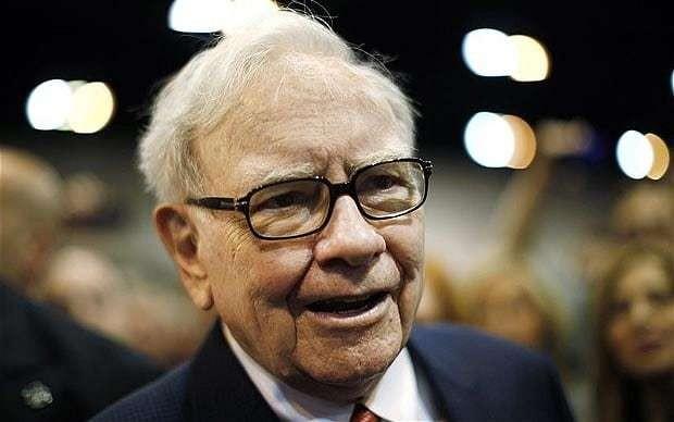 Berkshire Hathaway posts 46pc jump in profit