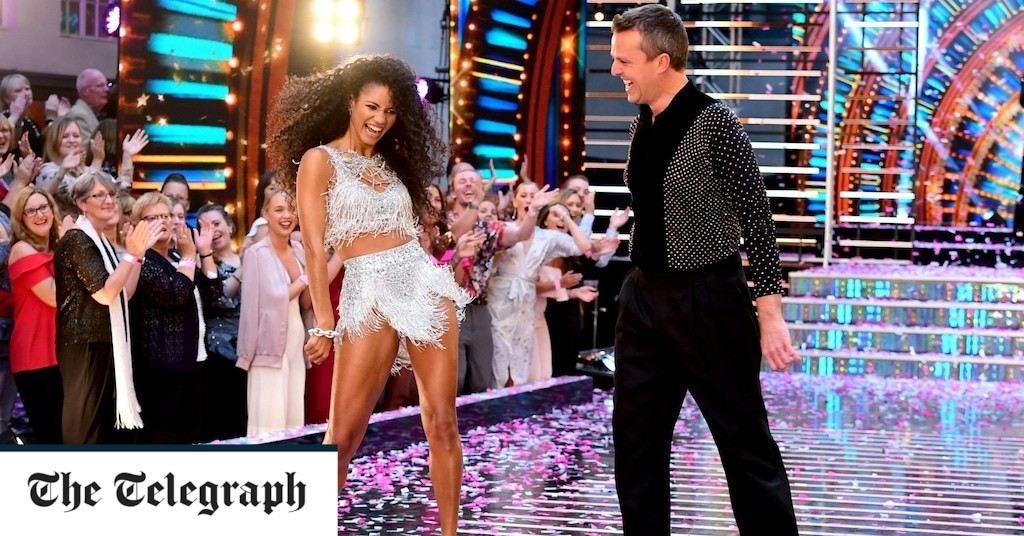 Vick Hope on her love for football and Strictly support for Nicola Adams