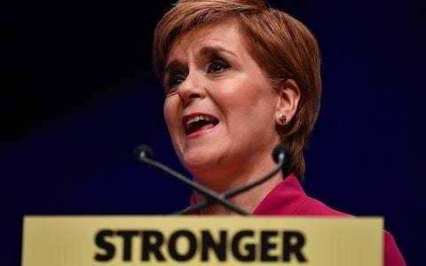 Former deputy leader of SNP says Nicola Sturgeon is wrong to call for indyref2 next year