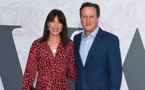 Why I've got a small crush on Samantha Cameron (without really knowing anything about her)