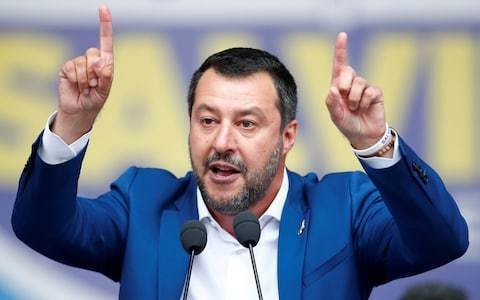 Italy's Salvini throws in the towel on euroscepticism, following the lead of France's Le Pen