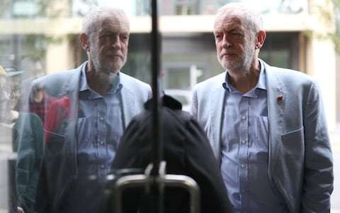 Everyone knows that Jeremy Corbyn can't be trusted to keep our nation safe