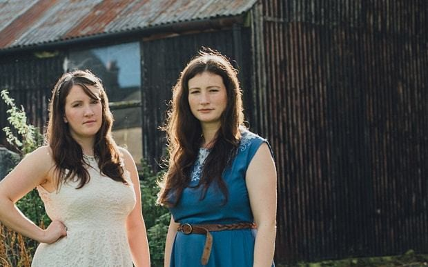 Mount the Air, The Unthanks, review: 'a slow, swirling affair'