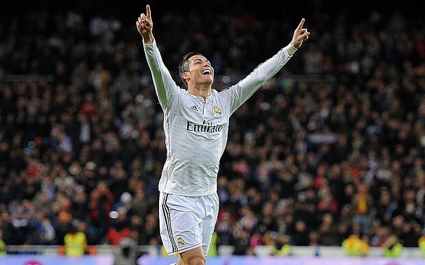 Cristiano Ronaldo scores record 23rd hat-trick as Real Madrid register their 18th consecutive win