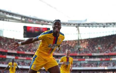 Whether Arsenal can afford him or not, the peaking Wilfried Zaha is unquestionably worth the fuss