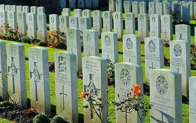 'If this is victory, then let God stop all wars': the revealing 66-letter epitaphs on the graves of the Somme dead