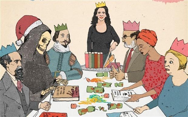 The Telegraph Christmas books quiz 2014