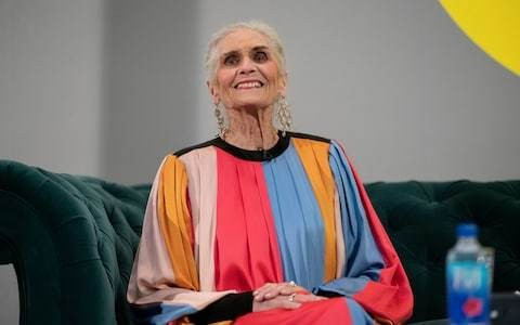 Wearing jeans to the theatre is 'disrespectful' to the actors, says Daphne Selfe, world's oldest model