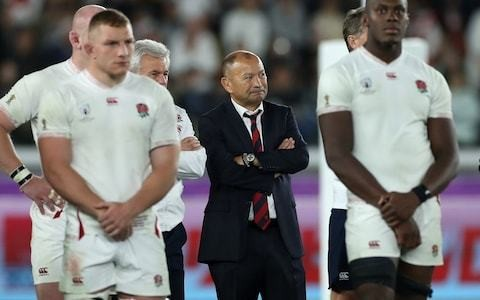 Exclusive: Eddie Jones admits he got England's Rugby World Cup final team selection wrong