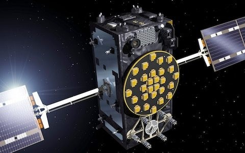 UK seeks 'Five Eyes' alliance on satellite rival to EU's Galileo