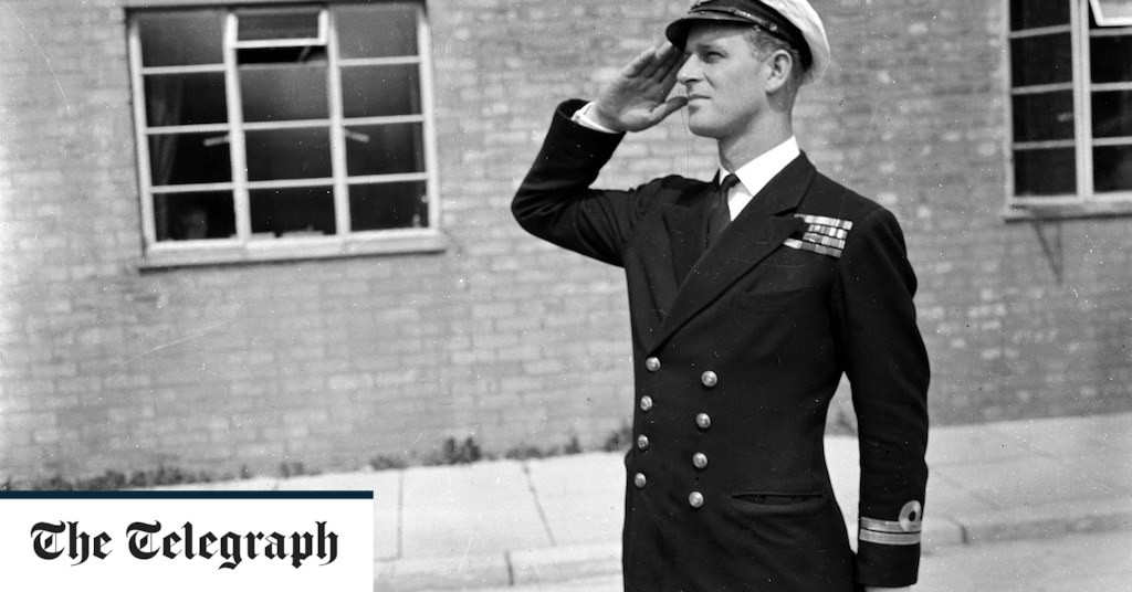 VJ Day: The story of young Prince Philip's extraordinary war