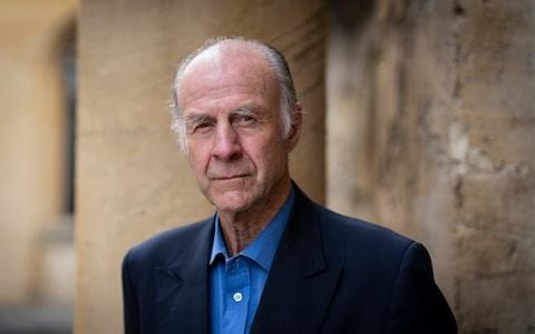 Sir Ranulph Fiennes at 75: 'I used to go for a run – now it's a shuffle'