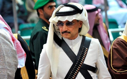 Saudi Arabia demands $6 billion for the release of Prince Al-Waleed Bin Talal, one of the richest men in the world