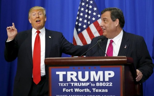 Donald Trump starts preparations for power by putting Chris Christie in charge of White House transition