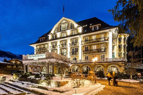 The 50 most romantic hotels in Europe