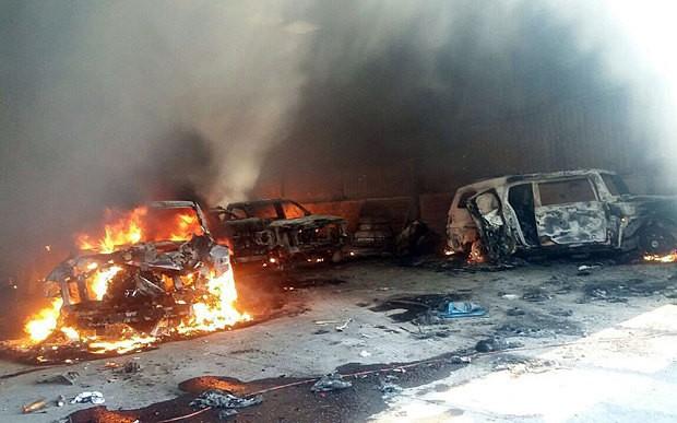 Mexico gun battle leaves at least 43 dead